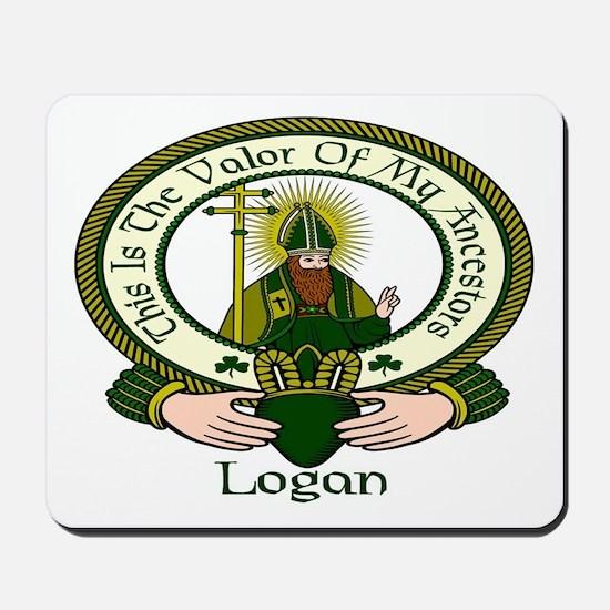 Logan Clan Motto Mousepad