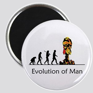 Evolution of Man - Bomb Magnet