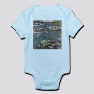 Waterlilies Infant Bodysuit