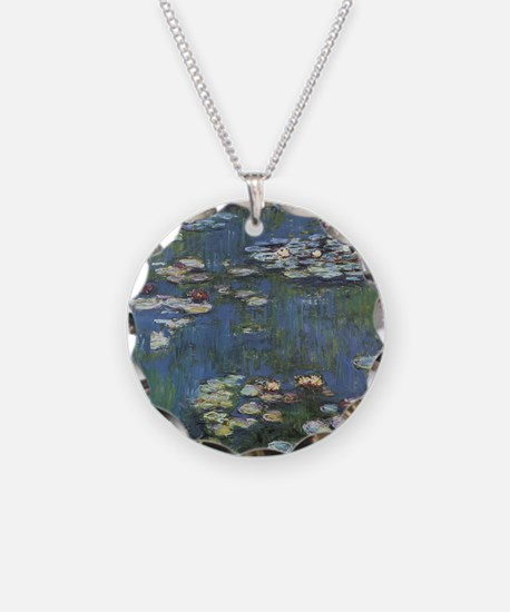 Waterlilies Necklace