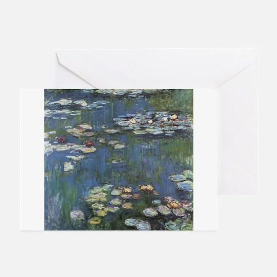 Waterlilies Greeting Cards (Pk of 20)