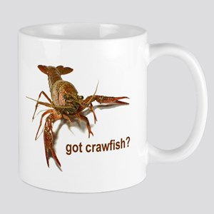 got crawfish? Mug