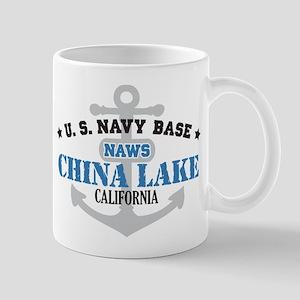 US Navy China Lake Base Mug
