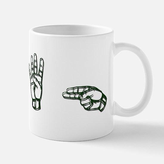 4 H Mug