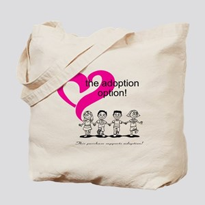 Adoption means.... tote