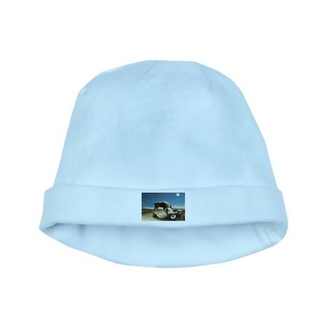 The Sleeping Gypsy baby hat