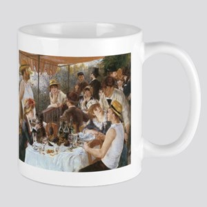 Luncheon of the Boating Party Mug