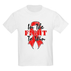 Blood Cancer In The Fight T-Shirt