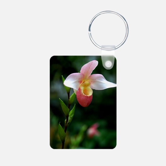 """Pitcher Orchid"" Keychains"