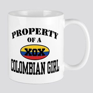 Property of a Colombian Girl Mug