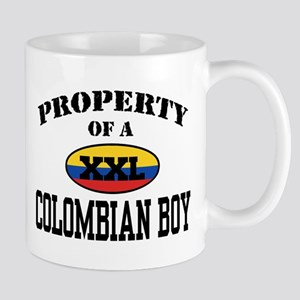 Property of a Colombian Boy Mug