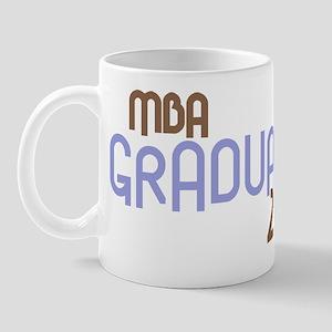 MBA Graduate 2011 (Retro Purple) Mug