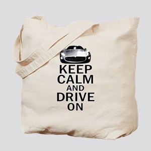 Maserati - Keep Calm Tote Bag
