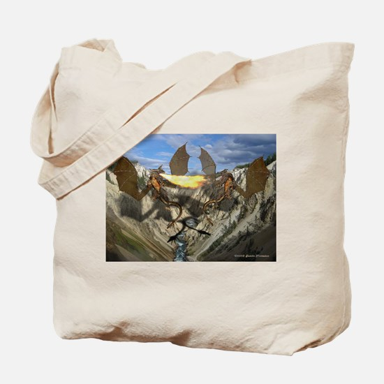 Drago valley  Tote Bag