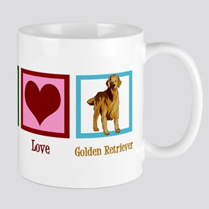 Cute Golden Retriever Mug
