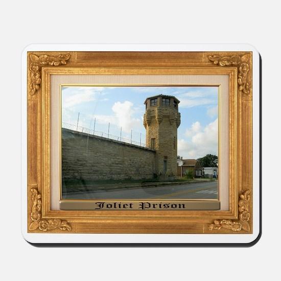 Joliet Prison Mousepad