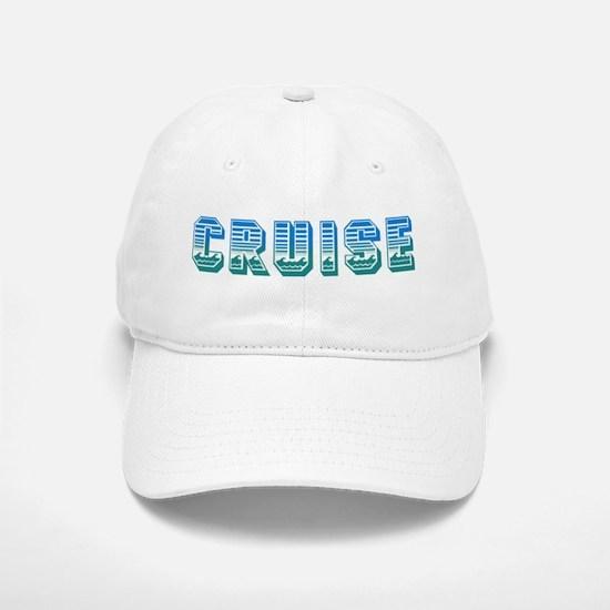 Cruise Baseball Baseball Cap