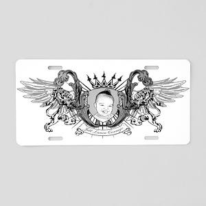 jett lance cornejo Aluminum License Plate
