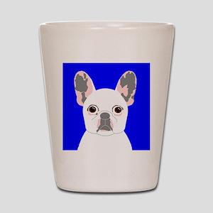 Frenchy (Cream) Shot Glass