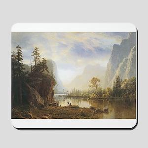 Yosemite Valley Mousepad