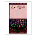 Libris Roots Small Poster