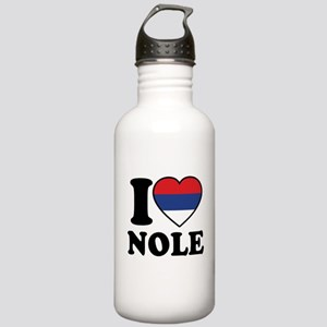 Nole Serbia Stainless Water Bottle 1.0L