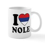 Nole Serbia Mug