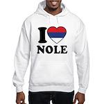 Nole Serbia Hooded Sweatshirt