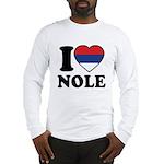 Nole Serbia Long Sleeve T-Shirt