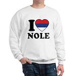 Nole Serbia Sweatshirt