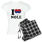 Nole Serbia Women's Light Pajamas
