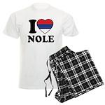 Nole Serbia Men's Light Pajamas