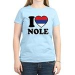Nole Serbia Women's Light T-Shirt
