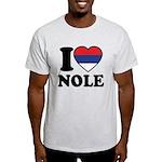 Nole Serbia Light T-Shirt