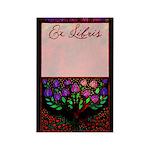 Libris Roots Rectangle Magnet (10 pack)