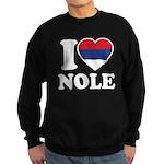 Nole Serbia Sweatshirt (dark)