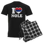 Nole Serbia Men's Dark Pajamas