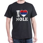 Nole Serbia Dark T-Shirt