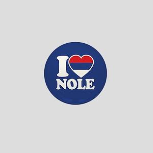 Nole Serbia Mini Button