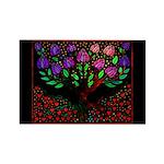 Libris Roots Rectangle Magnet (100 pack)