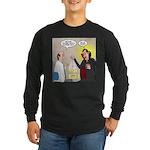 Vampire Eye Doctor Ploy Long Sleeve Dark T-Shirt