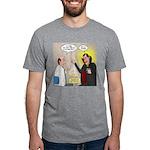 Vampire Eye Doctor Ploy Mens Tri-blend T-Shirt