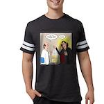 Vampire Eye Doctor Ploy Mens Football Shirt