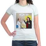 Vampire Eye Doctor Ploy Jr. Ringer T-Shirt