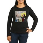 Vampire Eye Docto Women's Long Sleeve Dark T-Shirt