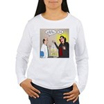 Vampire Eye Doctor Plo Women's Long Sleeve T-Shirt