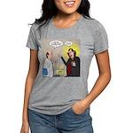 Vampire Eye Doctor Ploy Womens Tri-blend T-Shirt