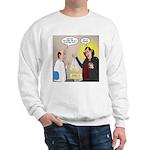 Vampire Eye Doctor Ploy Sweatshirt