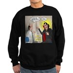 Vampire Eye Doctor Ploy Sweatshirt (dark)