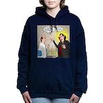 Vampire Eye Doctor Ploy Women's Hooded Sweatshirt